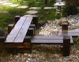 Как обустроить сад в японском стиле